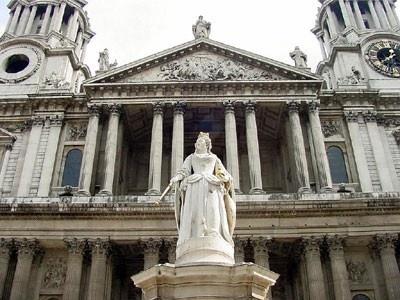 Собор Святого Павла в Англии