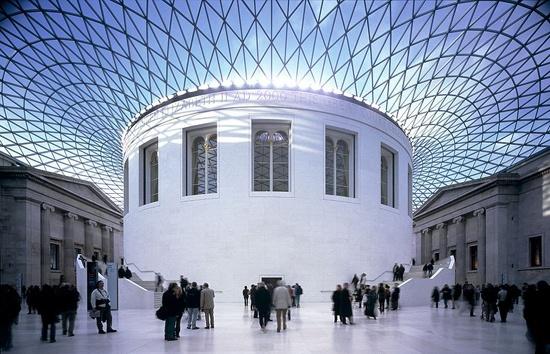 Британский музей экспонаты