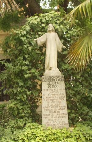 статья Христа возле Пустыни Святого Антония Флоридского