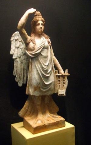 экспонат Национального археологического музея в Мадриде