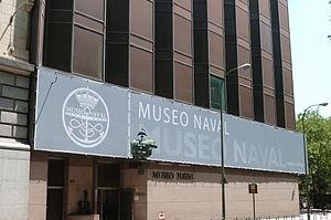 Морской музей в Мадриде