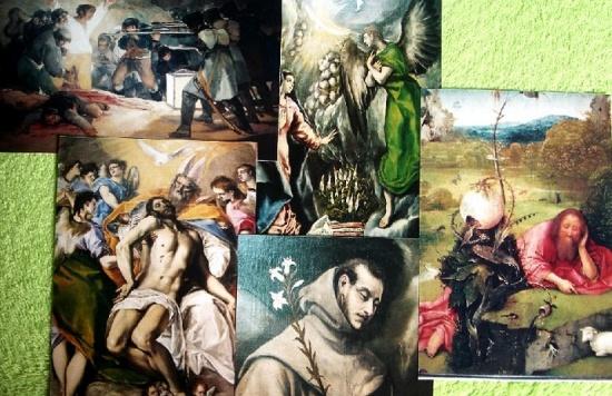картины в мцзее Ласаро Гальдиано