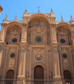 вход в Гранадский собор