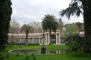 Мадридский Ботанический сад