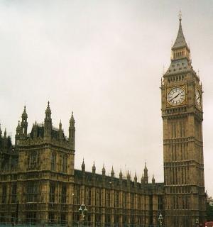 Здание Парламента Биг-Бен