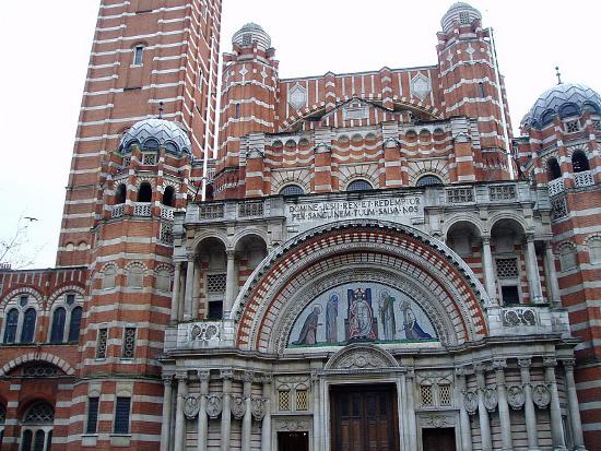 Вестминстерский Кафедральный собор фото