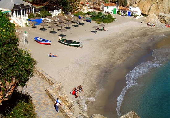 пляжи Коста дель Соль
