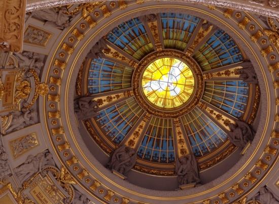 купол Берлинского кафедрального собора