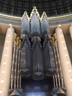 орган в Соборе Святой Ядвиги