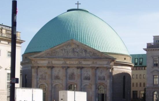 купол Собора Святой Ядвиги