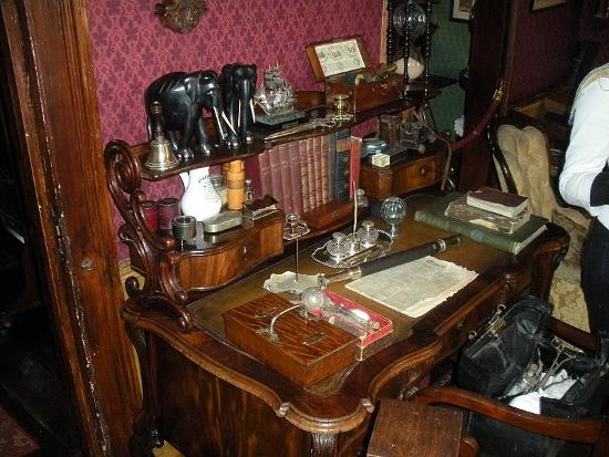 Дом Шерлока Холмса фото