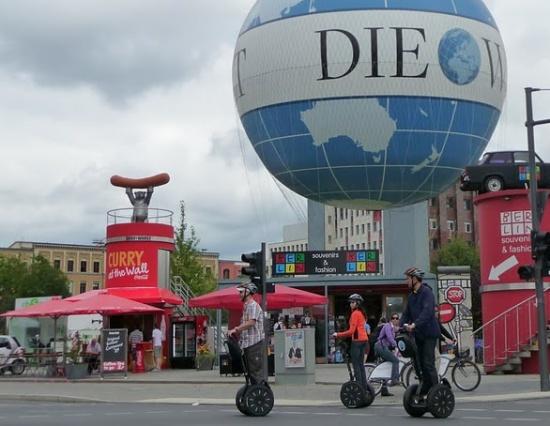 улица Вильгельмштрассе в Берлине