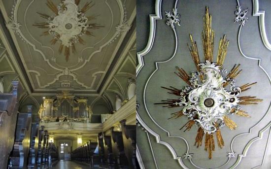 внутри Церкви Святой Софии