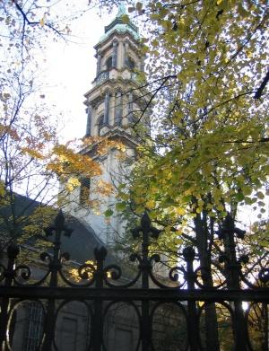 Церковь Святой Софии колокольня
