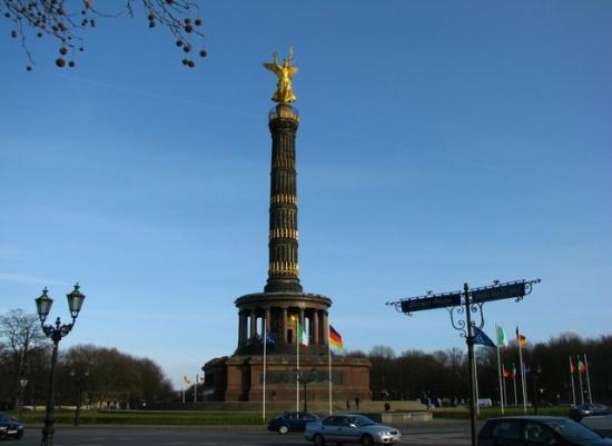 Колонна Победы в Берлине