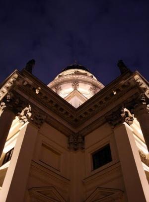 купол Французского собора в Берлине