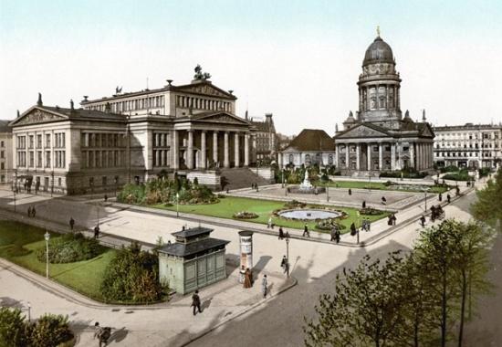 Французский собор в Берлине
