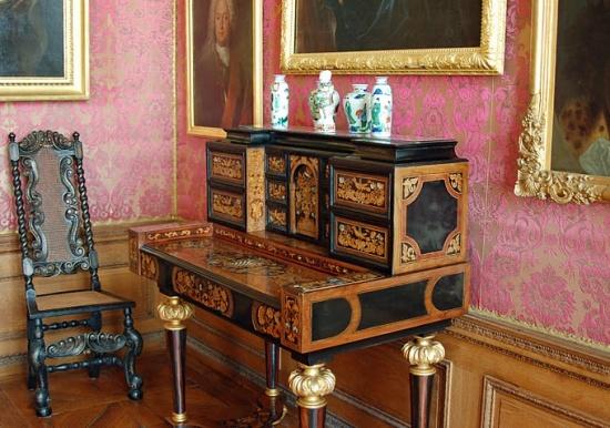 внутри Дворца Шарлоттенбург