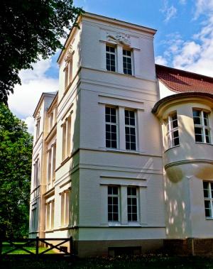 Дворец Тегель в Берлине