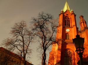Гефсиманская церковь