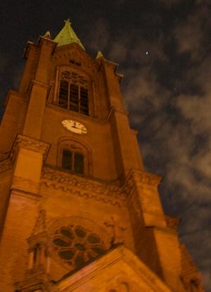 Гефсиманская церковь в Берлине