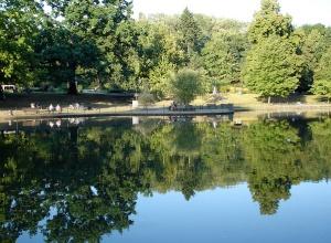 парк Фридрихсхайн
