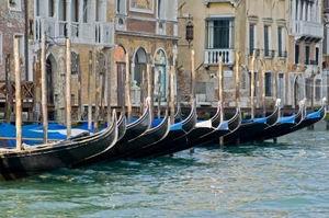 Канал Гранде в Венеции