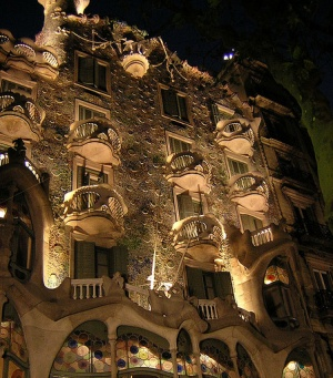 Дом Бальо Гауди