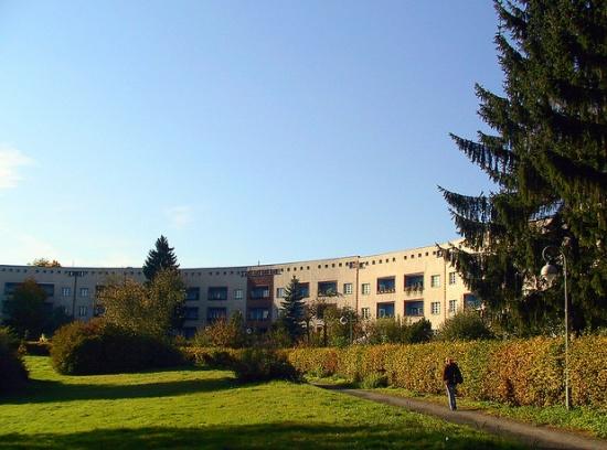 Посёлок Хуфайзен в Берлине