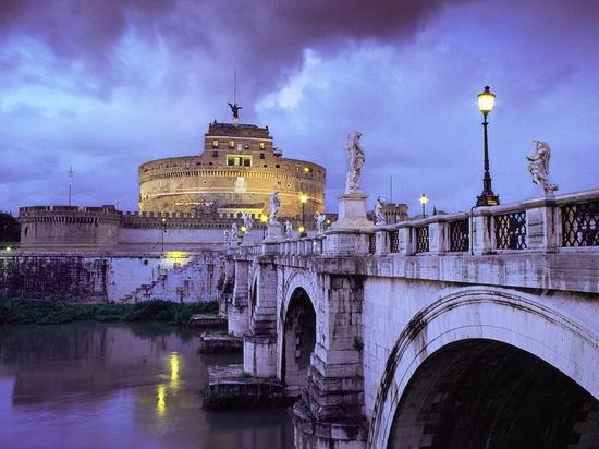 Мост Святого Ангела