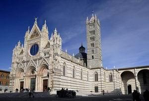 Кафедральный собор Дуомо в Сиене