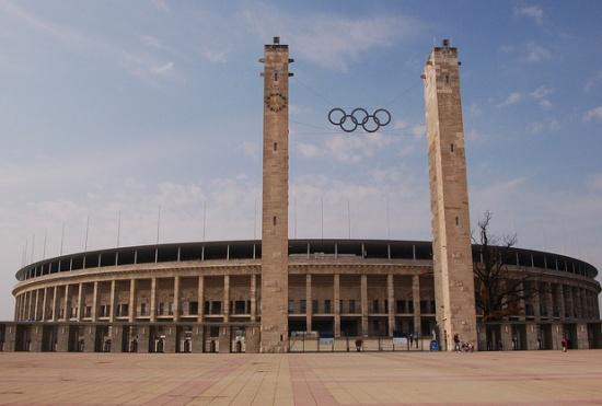 Берлинский Олимпийский стадион