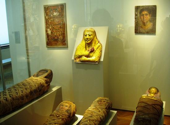 сокровища Египетского музея в Берлине
