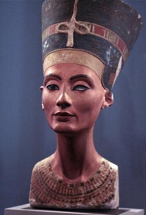 Нефертити - Египетский музей в Берлине