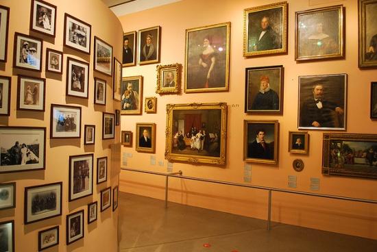 картины в Еврейском музее в Берлине