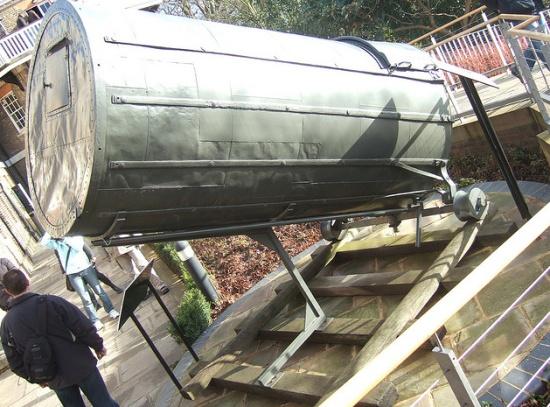 телескоп Гринвической королевской обсерватории
