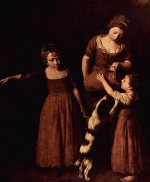 Опи, Джон - Крестьянская семья - галерея Тейт
