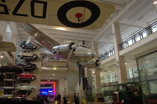 Лондонский музей науки