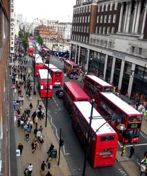 улица Оксфорд-стрит