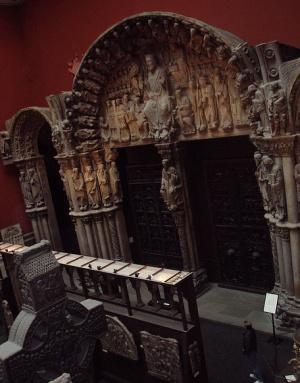 экспонаты музея Виктории и Альберта