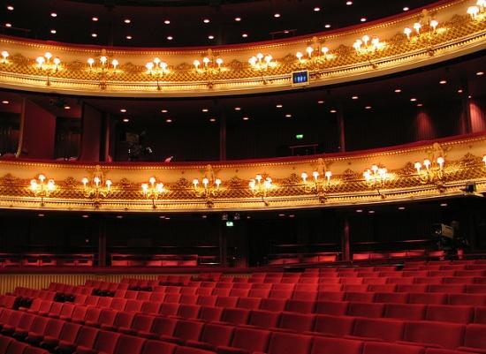 Королевский театр Ковент-Гарден в Лондоне