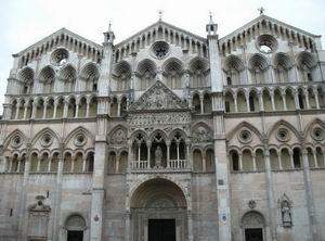 Кафедральный собор в Ферраре