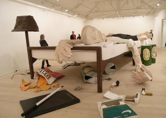 Галерея Саатчи в Лондоне