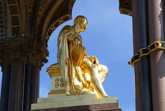 Мемориал принца Альберта в Лондоне
