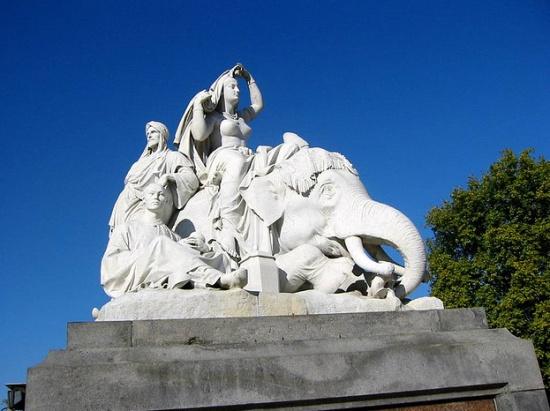 комплекс Мемориал принца Альберта в Лондоне