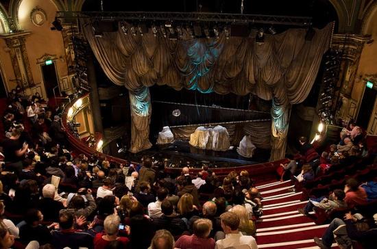 зал Театра Её Величества
