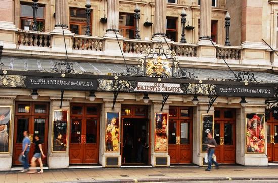 Театр Её Величества в Лондоне