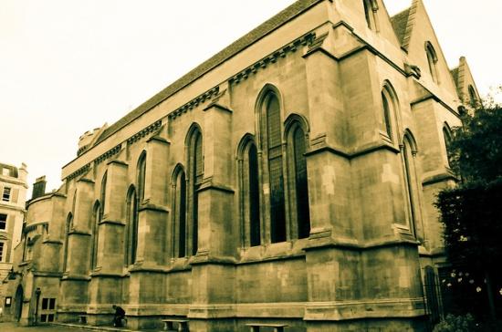 Церковь Темпла в Лондоне