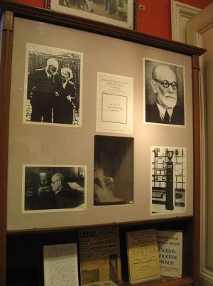 экспонаты музея Фрейда в Лондоне