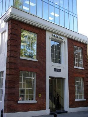 галерея Белый куб в Лондоне